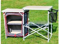 Crusader Foldable Camping Cooking Station