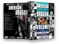 Daniel Bryan (American Dragon WWE) wrestling DVD