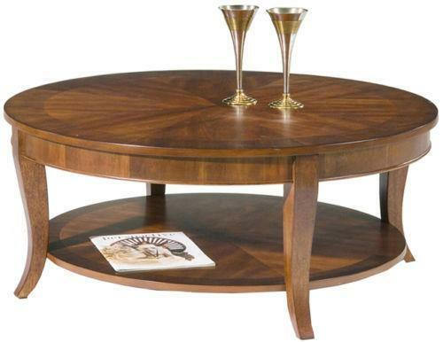 Round Contemporary Coffee Tables