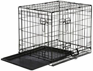 Dog crate  dog kennel easy to use and store lowest price