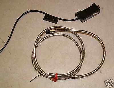 Keyence Fs2-60 Photo Eye With Fiber Optic Sensor