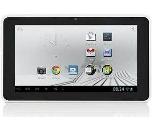 7-Inch Tablet (White), Android 4.1, Designed by Digital 2