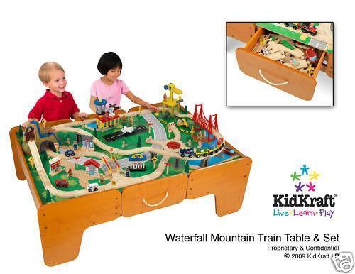 Charming Thomas Train Table Set | EBay