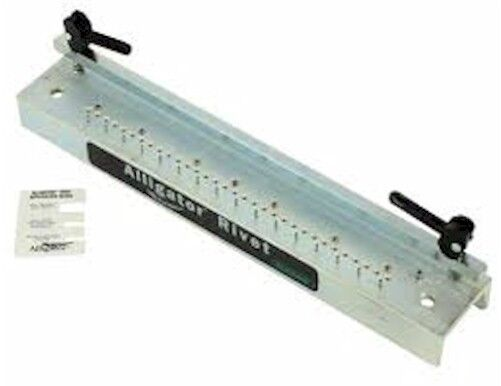 "Flexco 15005 14"" Alligator Rivet Fastener Splice Lace Tool for Baler Belt Repair"