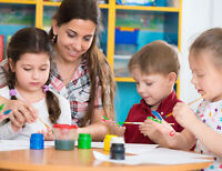 Early Childhood Classroom Assistant Position