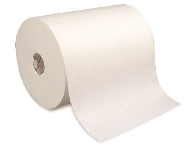 "Georgia Pacific enMotion Paper Towel Roll, White, 10"" X 800', 89460 - Case of 6"