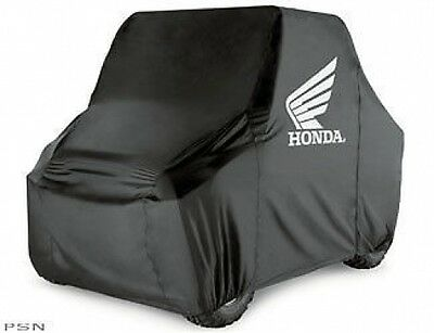 HONDA LOGO MUV700 BIG RED BLACK OUTDOOR UTV STORAGE COVER 09 10 11 12 13
