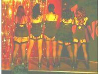 Vintage Burlesque Workshop