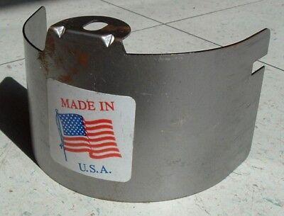 Vintage Briggs Gas Engine Cylinder Shield I Wmb Wi