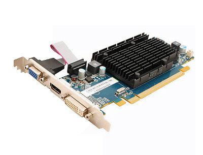 2048 MB ATI Radeon HD 6450 PC Grafikkarte HDMI DVI PCI Express TV 2GB passiv NEU online kaufen