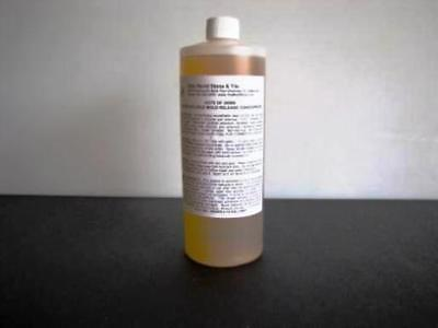 1 Qt. Water Soluble Mold - Mould Release Concentrate For Concrete Cement Plaster