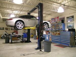Recherche Garage à louer