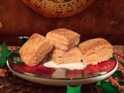 Holiday Fudge - Homemade Fudge  Pumpkin Spice Fudge * Holiday Favorite! Order 1 or 2 pounds