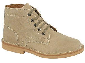 Mens-New-Suede-Lace-Up-Desert-Boots-Gents-Sizes-6-12