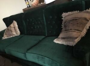 Free good condition couch and chair