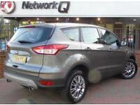 2014 Ford Kuga 2.0 TDCi 163 Titanium 5 door Powershift Diesel Estate