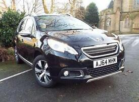 2015 Peugeot 2008 1.6 e-HDi 115 Allure 5 door Diesel Estate