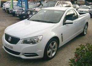 Holden Ute VF 2015 Mitchell Gungahlin Area Preview