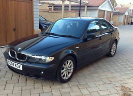 BMW 320d Automatic 2004 Sunroof, scratchless car and heart touching interior no ripped at all