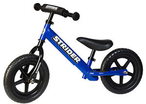 Strider Balance Bike for Children ages 1.5 to 3 years ols