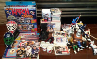 Huge Hockey Card Figure, Collectibles, Sticker & Book Collection