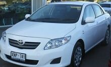 2007 Toyota Corolla ZRE152R Ascent White 6 Speed Manual Sedan Kadina Copper Coast Preview