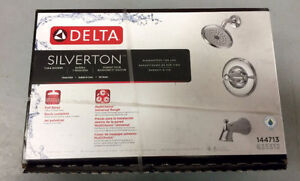 Delta 14 Series Tub and Shower