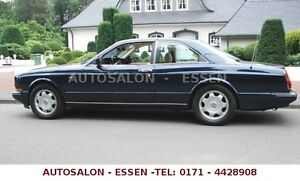 Bentley CONTINENTAL R COUPE-28x SERVICE-KEIN RE-IMPORT