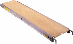 "10' x 19"" Scaffold Deck for $129.00 (6020 50 Street)"