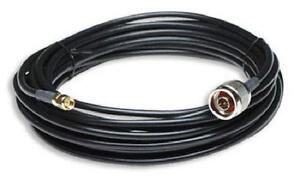 25 ft. - INTELLINET N-Type Male/RP-SMA Antenna Cable