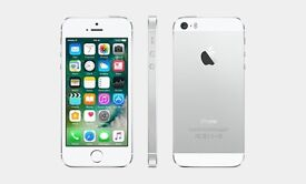 Like New iPhone 5S, 16GB, Silver White