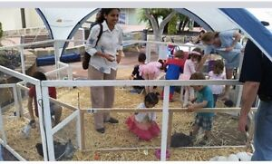 Mobile animal farm / petting zoo Casuarina Kwinana Area Preview