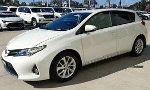 2015 Toyota Corolla ZRE182R Ascent Sport White 7 Speed CVT Auto Sequential Hatchback Singleton Heights Singleton Area Preview