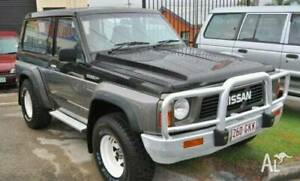 Wanted: Nissan Patrol GQ SWB (WANTED)