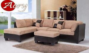 SOFA SET, BEDROOM SET, AND DINETTE ON HUGE SALE  CALL 4167437700