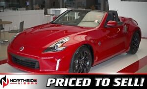 2018 Nissan 370Z Roadster TOURING Convertible, Bluetooth, Bose A