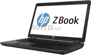 HP ZBook15 G3 Core i7-6820HQ 2.7GHz WorkStation Notebook