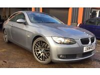 bmw E92 325i coupe, low mileage excellent condition MUST SEE!!!!!