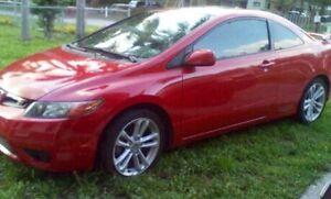 2006 Honda Civic Si Vtech for sale