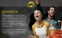 Buffalo Wild Wings Now Hiring Kitchen Team Members & Servers