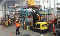 FORKLIFT TRUCK TRAINING - COUNTERBALANCED (propane/electric)