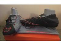 Brand new Nike Hypervenom Phantom III boots UK size 11 DF FG