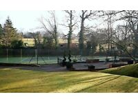 Flat in country house with sports facilities