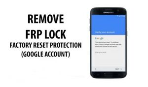 Android FRP removal factory reset protection