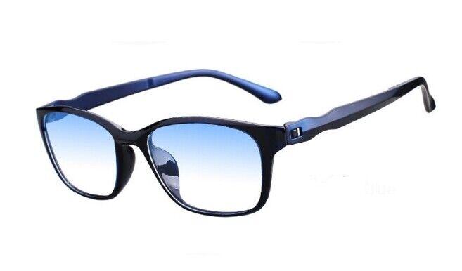 Klassische Lesebrille,blau polarisierte Gläser Unisex Dioptrien (1 bis 4 )BLU