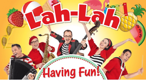 2x Lah-Lah kids concert tickets *SOLD OUT* 10.30am session Wandi Kwinana Area Preview