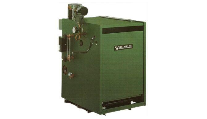 Williamson GSA-250-NIP 250,000 BTU Natural Gas Steam Atmospheric Boiler