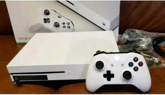 Xbox One 500gb Slim White