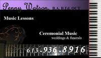 Ceremonial Music by Penny Bédard Watson