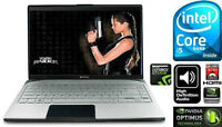 4 Core i5 / GAMER ¤ 2 Switchable Hybrid GraphCard / OFF 2013 PRO